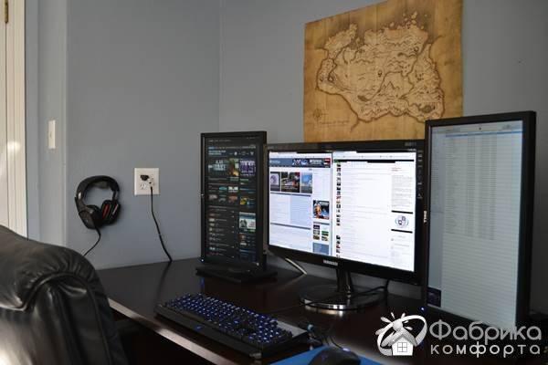 Как выбрать игровой стол для компьютера