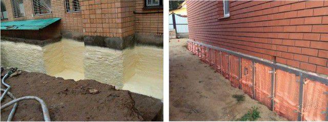 Есть ли необходимость утеплять фундамент дома без подвала?