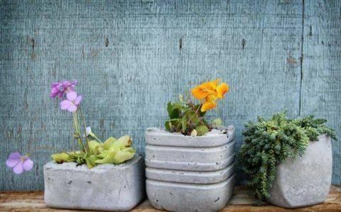 Красивые кашпо для цветов своими руками — идеи, фото, пошаговый мастер-класс