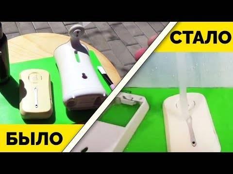 Как отбелить пластик: быстрые, легкие и простые способы восстановления цвета