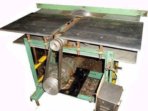 Стол для циркулярной пилы своими руками - инструкция по изготовлению