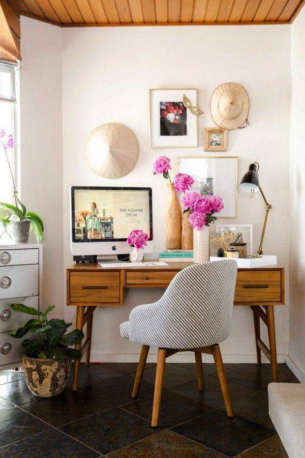 Дизайн домашнего рабочего кабинета в квартире или частном доме: интерьер, мебель, фото » интер-ер.ру