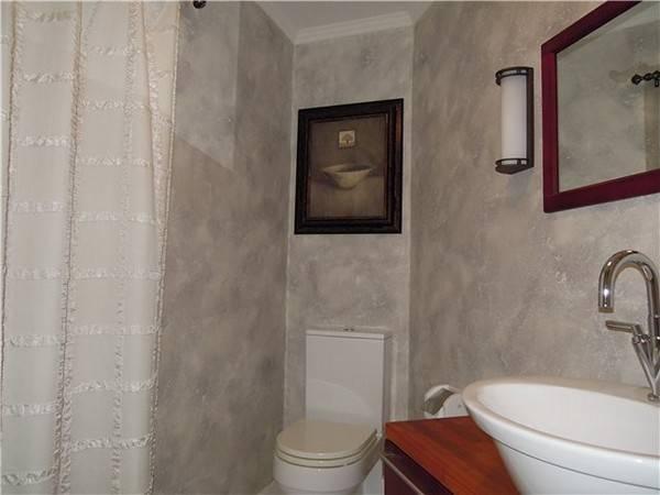 Декоративная штукатурка в ванной комнате: разновидности и нанесение | ремонт и дизайн ванной комнаты