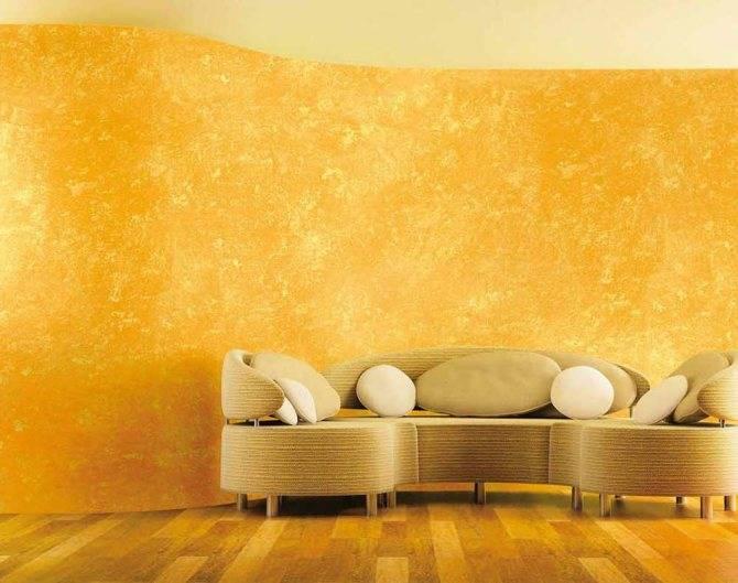 Перламутровая краска для стен: модные тенденции в отделке интерьеров