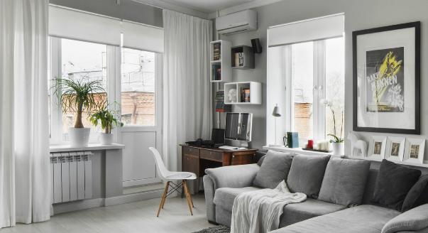 Жалюзи в комнату, на пластиковое окно на кухню, вертикальные жалюзи в интерьере вместо штор в современном стиле  - 35 фото