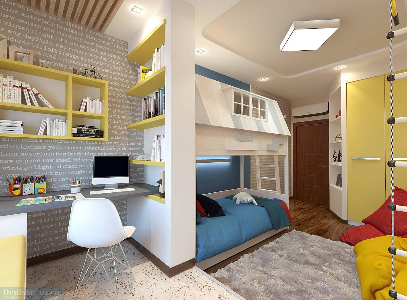 Узоры из гипсокартона на потолке и стенах: 10 фото