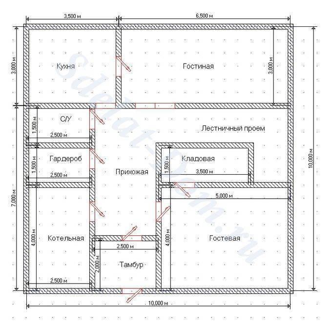 Планировка комнаты: приложение для дизайна интерьера, конструктор для проектирования на телефон  - 11 фото
