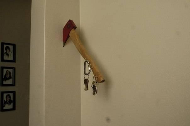 Ключница своими руками - простых и изысканных решений (80 фото)