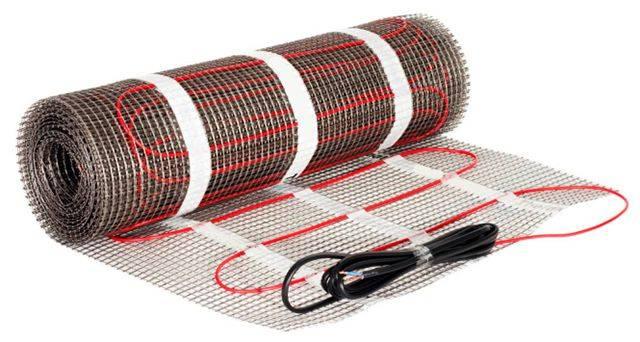 Виды и характеристика нагревательных кабелей для тёплого пола