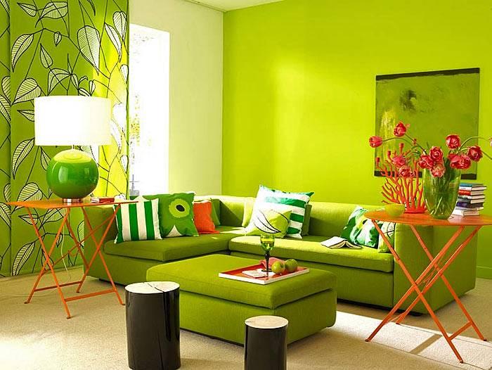 Дизайн интерьера в оливковом цвете: сочетания, стили, отделка, мебель, акценты - ваш дом - медиаплатформа миртесен