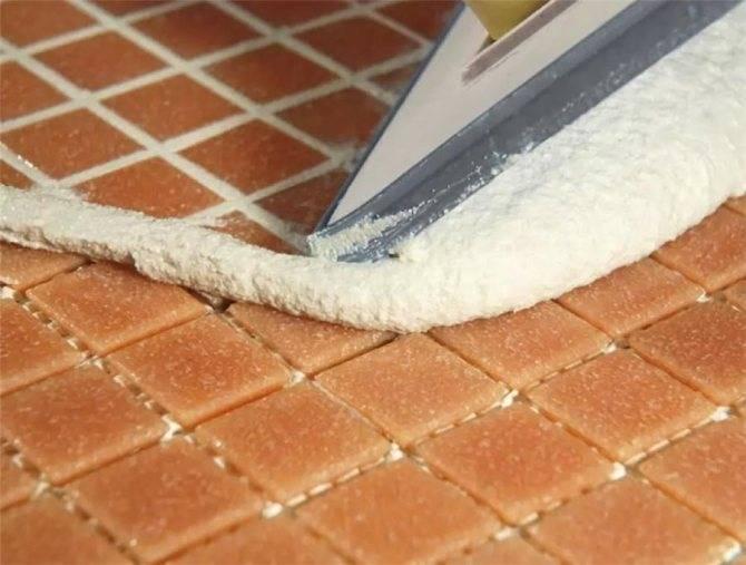 Эпоксидная затирка для плиточных швов – швы навсегда!