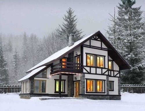 Наружная отделка в частных каркасных домах из сип панелей, варианты отделки, ремонт фасада под ключ