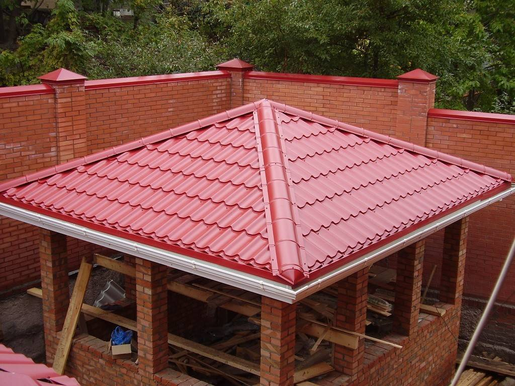 Стропильная система шатровой крыши: особенности, чертежи и расчёты с помощью калькуляторов