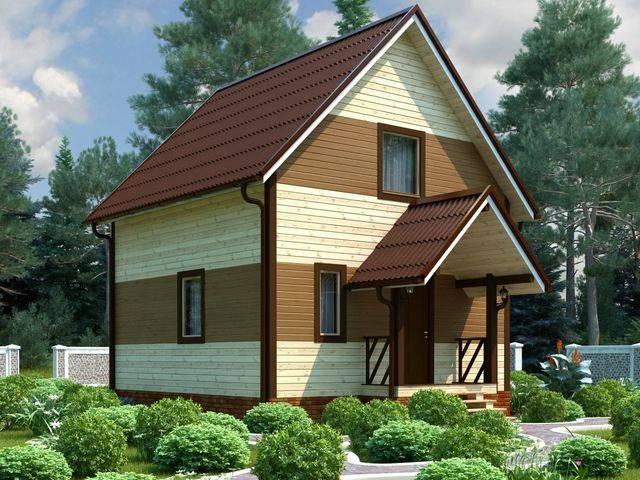 Технология строительства щитового дома