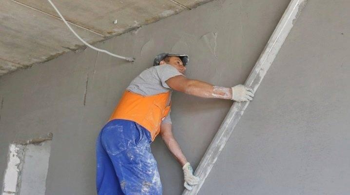 Улучшенная штукатурка стен: технология, что такое