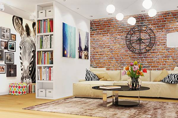 Отделка стен в спальне — какой же выбрать материал