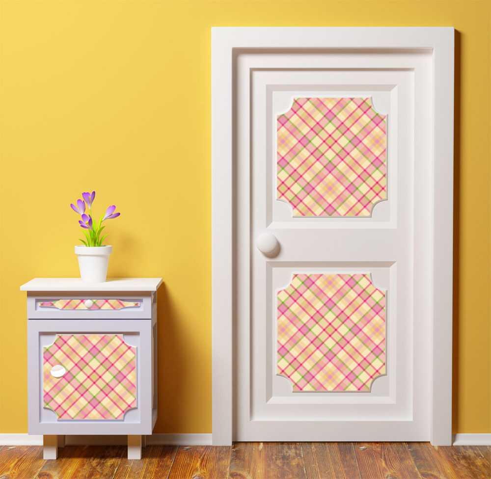 Как обновить межкомнатную дверь своими руками: идеи и советы. реставрация дверей