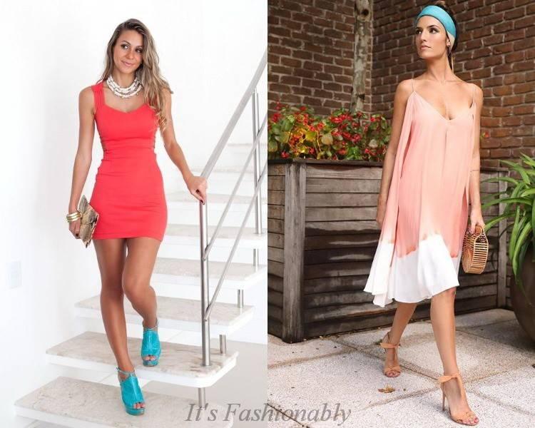 Модный цвет 2019 года — коралловый