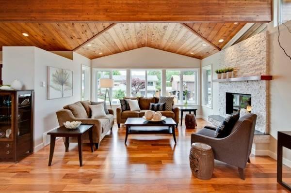 Комбинированный потолок: гипсокартон и натяжной, потолок из гипсокартона, натяжной потолок с гипсокартоном по периметру своими руками, подвесные потолки из гкл, сочетание с натяжным