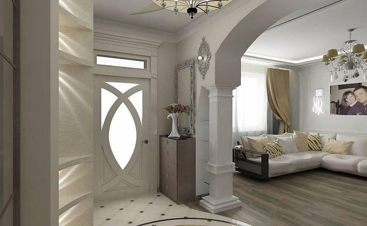 Интерьер маленькой гостиной-кухни: стилистические решения дизайна