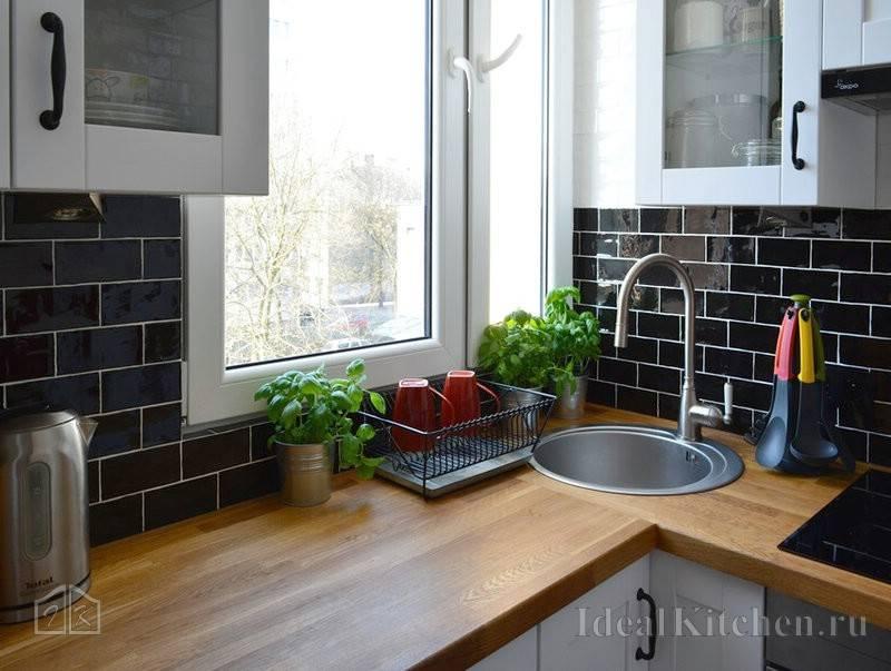 Достоинства и недостатки каменных кухонных моек