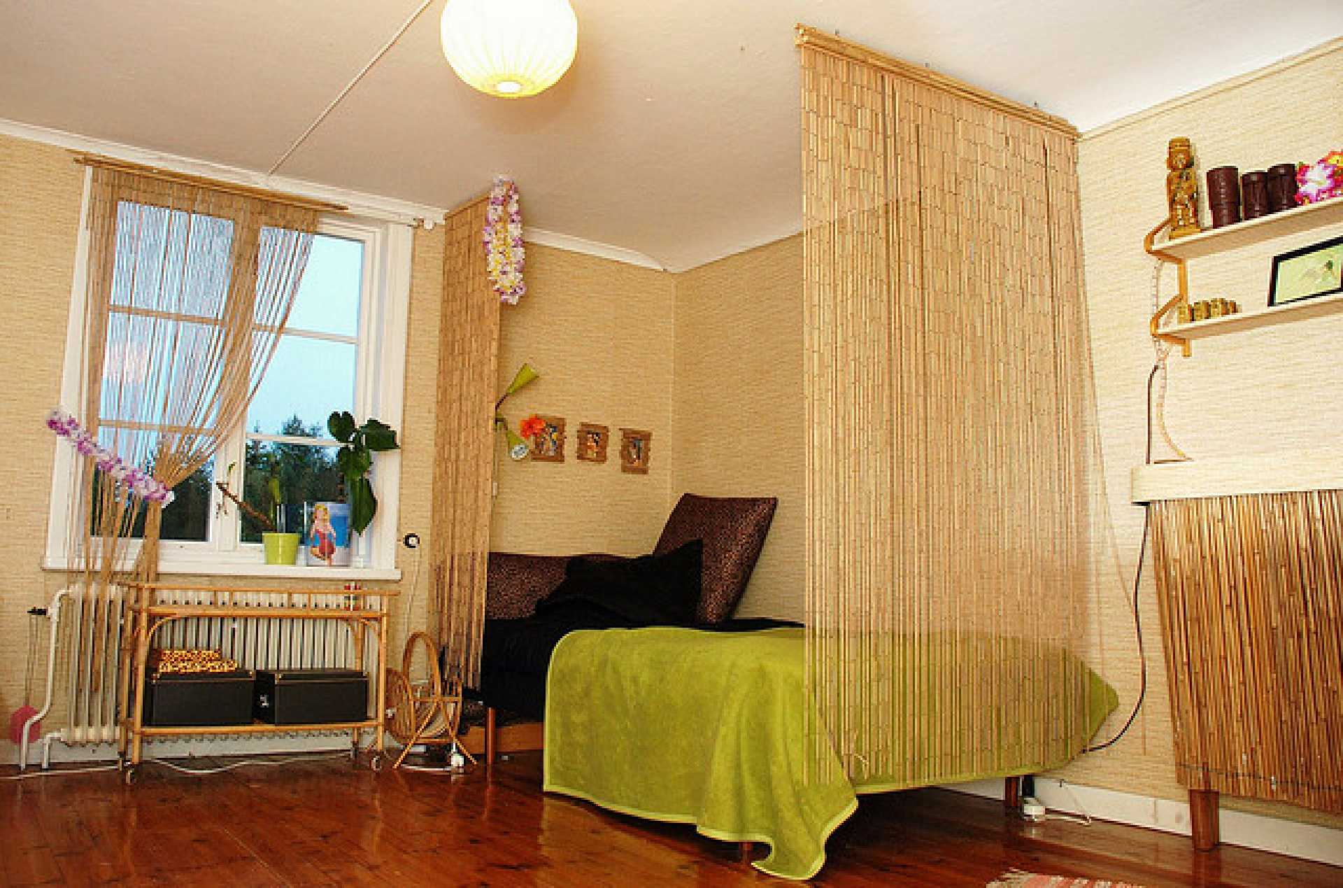 Комбинированные шторы - лучшие интерьерные решения и варианты современных комбинаций штор (160 фото)