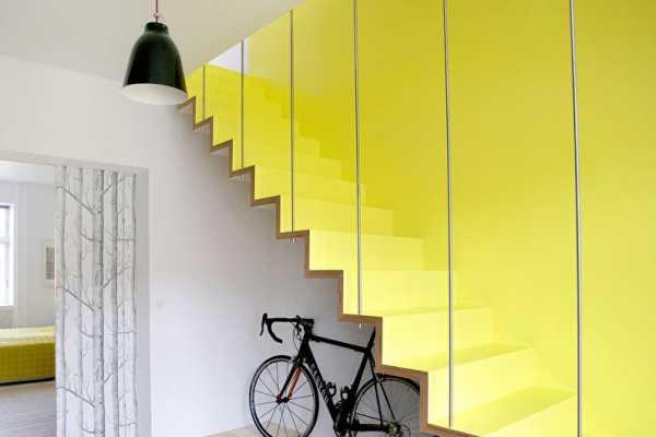 Как сделать лестницу украшением интерьера своего дома