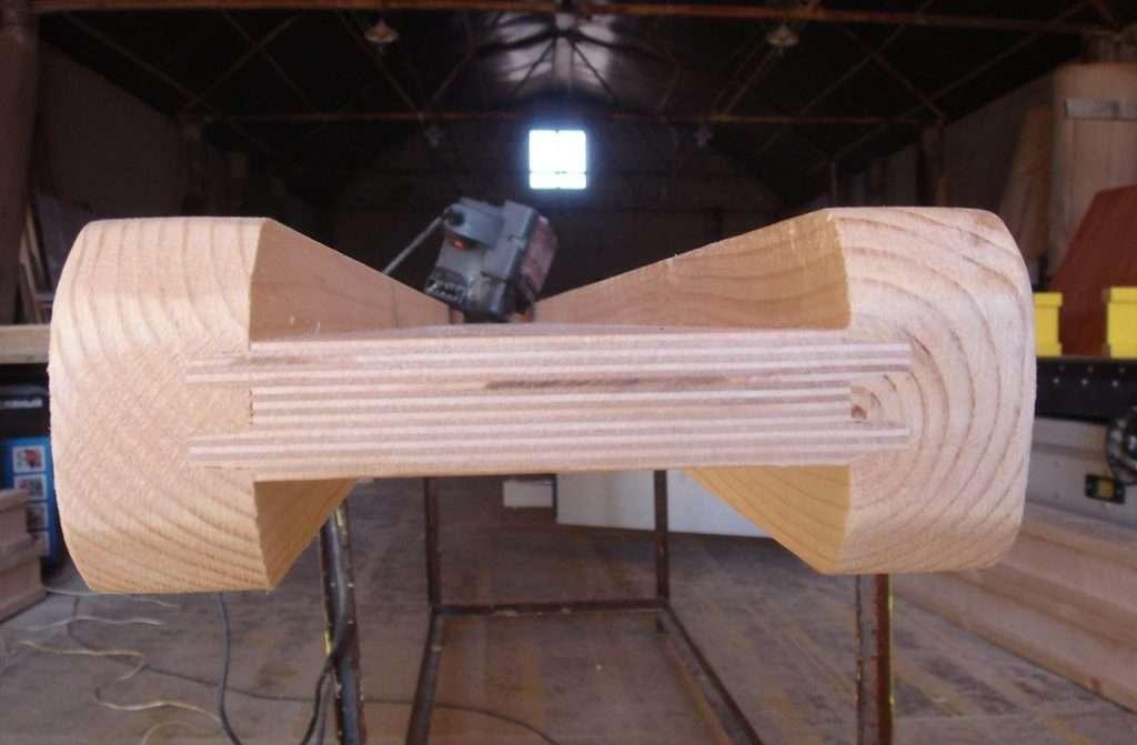 Двутавровые деревянные балки своими руками: описываем во всех подробностях
