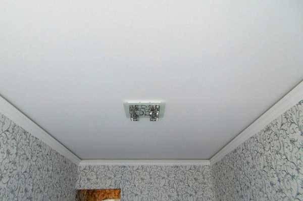 Натяжные потолки из пвх пленки