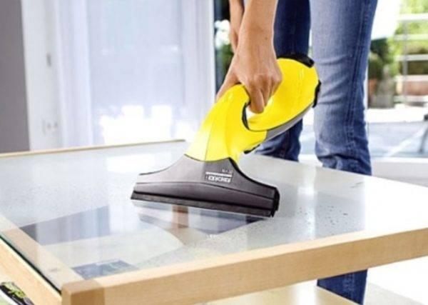 Обзор приборов для мытья окон