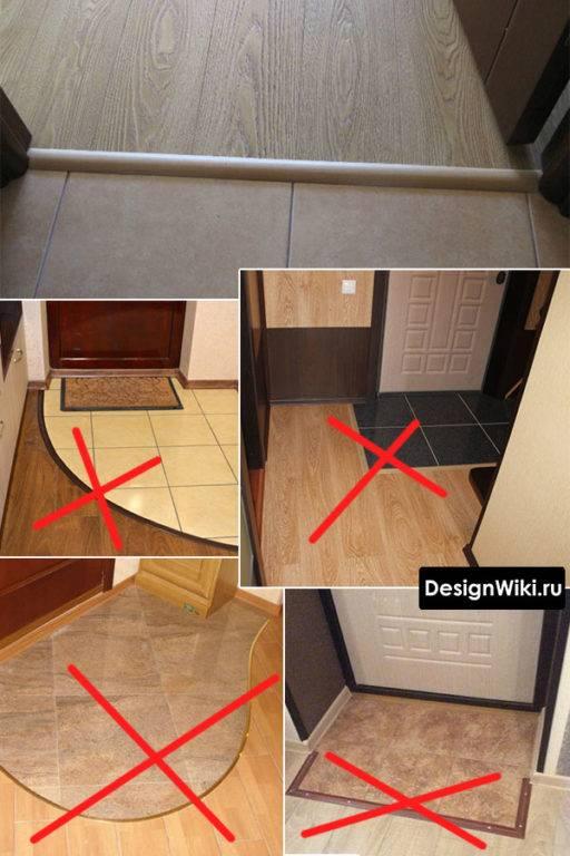 Прихожая в квартире - современные варианты дизайна и украшений (75 фото)