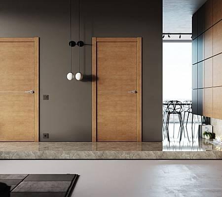 Плюсы дверей с эмалированным покрытием, инструкция по выбору межкомнатной конструкции