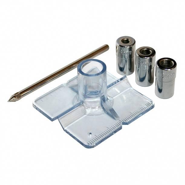 Кондукторы для сверления отверстий под шканты или под углом