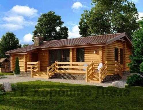 Особенности кирпичных и деревянных домов в русском стиле