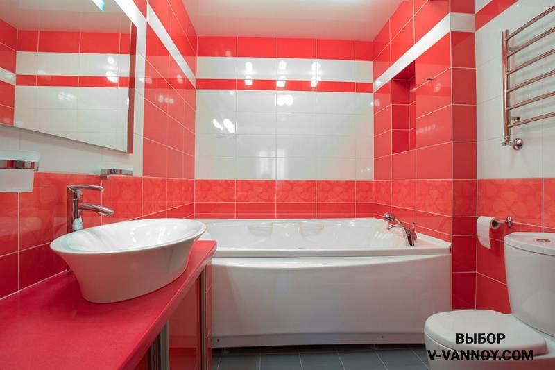 Пол в ванной комнате: как сделать идеальный выбора — фото
