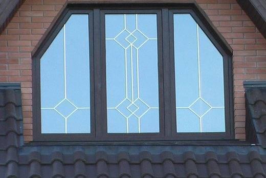 Как сделать раскладку на окнах своими руками