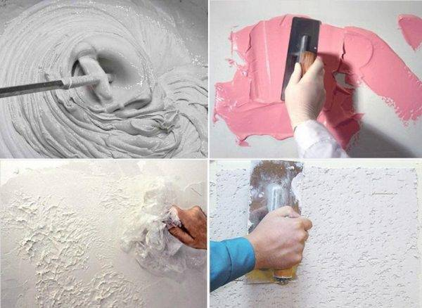 Как наносить декоративную штукатурку своими руками, не допуская ошибок.