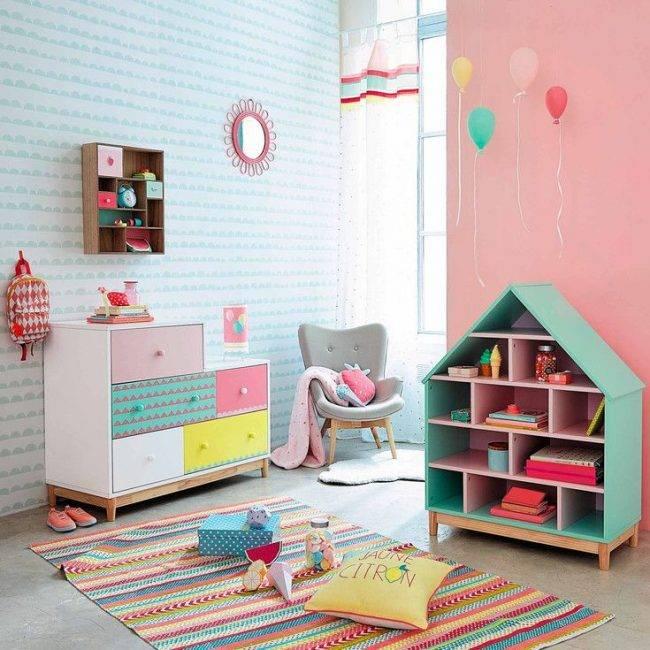 Шкаф для игрушек, варианты моделей и как разместить в интерьере