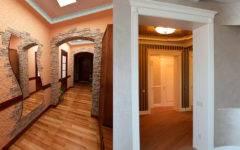 Отделка дверного проема без двери и с ее наличием: варианты оформления своими руками (фото)