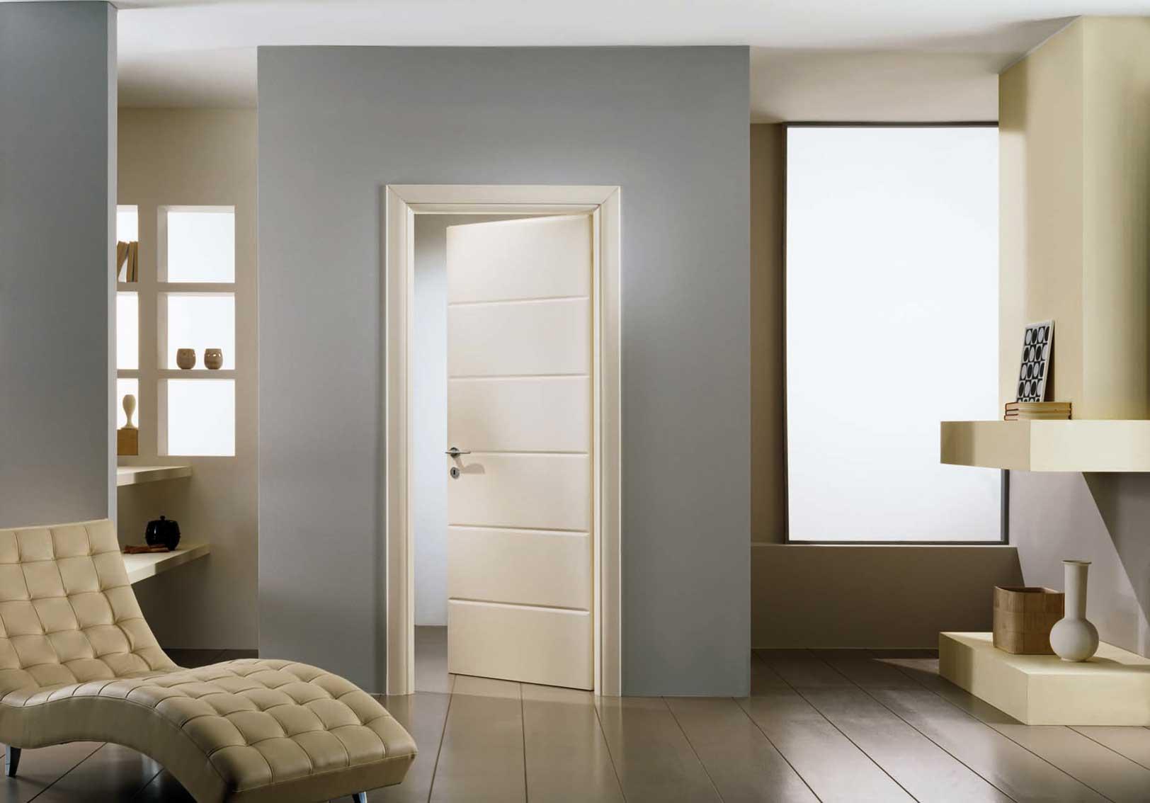 Цвет дверей в интерьере: 75 фото решений