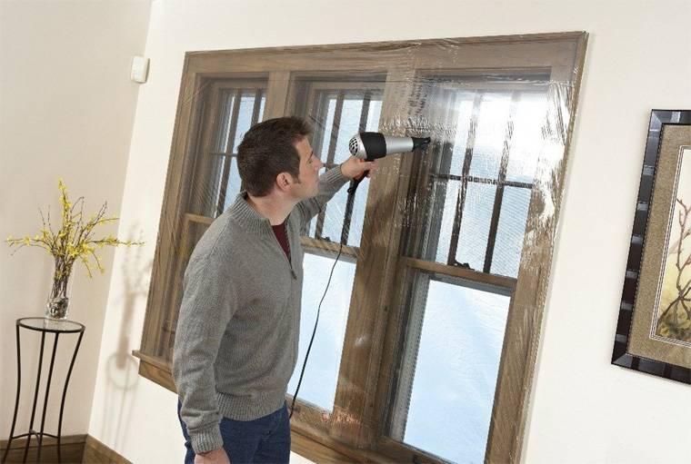 Утепляем пластиковые окна своими руками: полезные советы