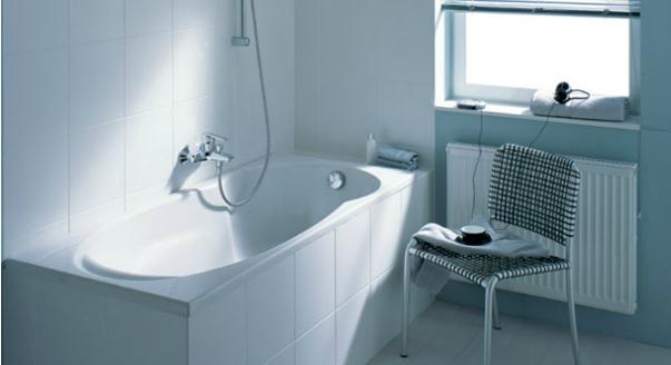 Отделка ванной комнаты пластиковыми панелями; ремонт своими руками за один день
