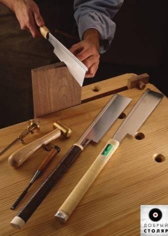 Выбор ножовки по дереву