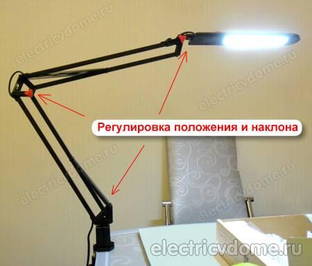 """Как и какую настольную лампу выбрать для школьника? — журнал """"рутвет"""""""
