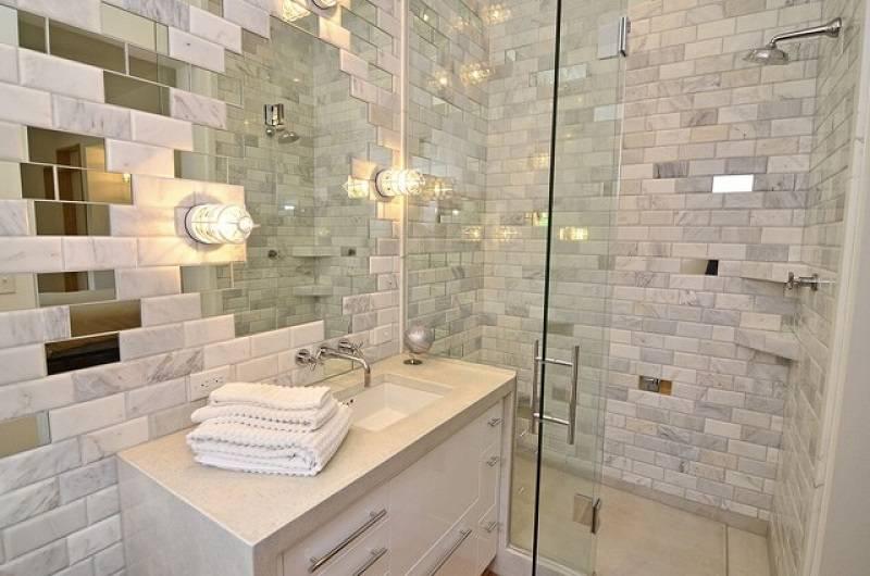 Применение линолеума для ванных комнат