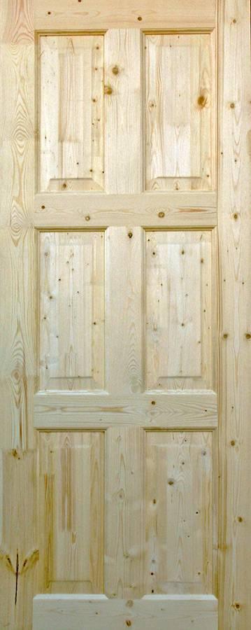Особенности полотна из сосны, параметры выбора массива и нюансы монтажа такой двери