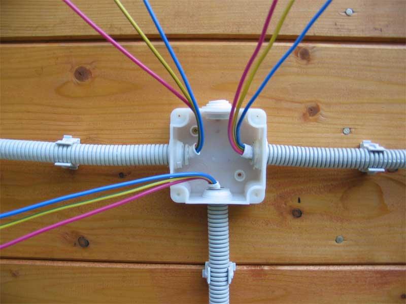 Соединение проводов в распределительной коробке: схема, фото, видео инструкция соединение проводов в распределительной коробке: схема, фото, видео инструкция
