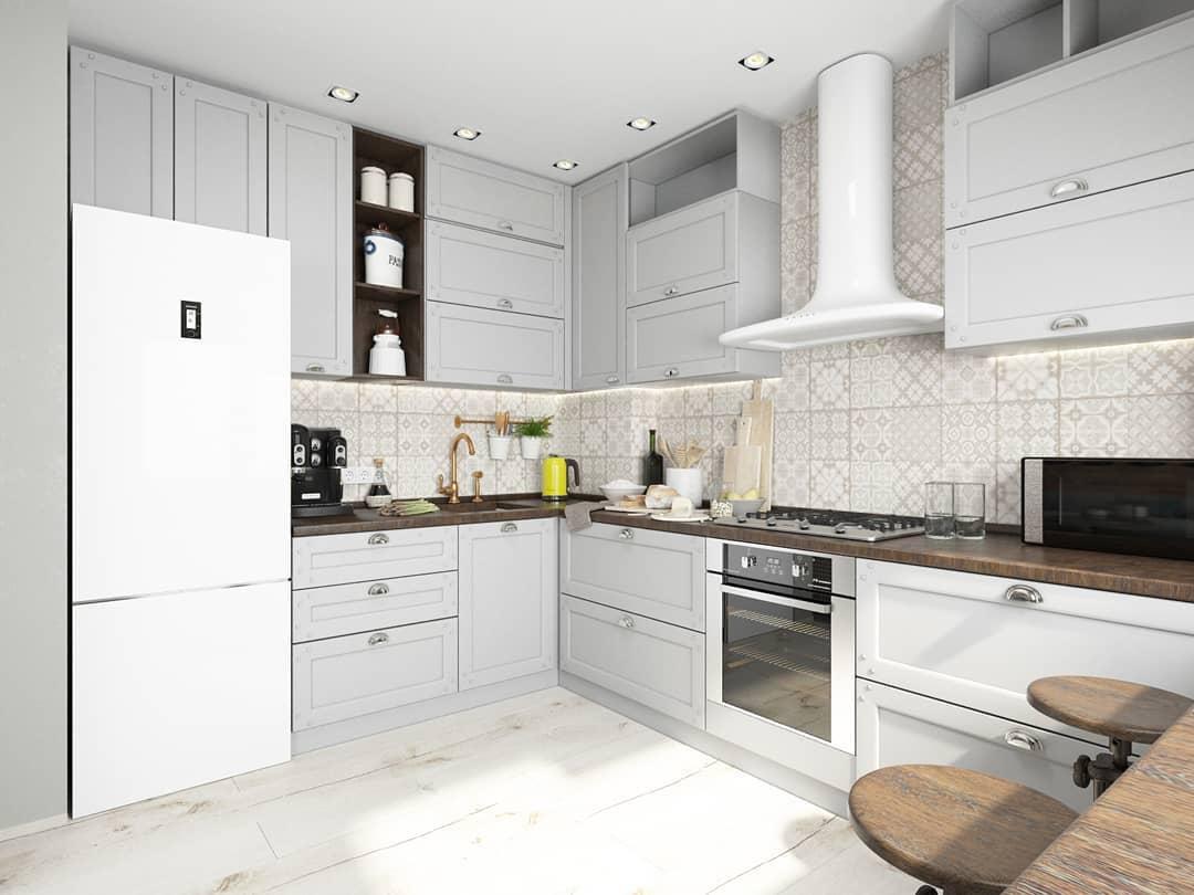 Грубые 7 ошибок планирования кухни