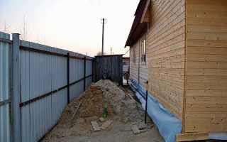 Расстояние между домами: какое минимальное, нормы снип на участке при строительстве