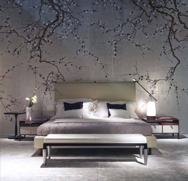 Спальня в частном доме — красивое оформление и лучшие идеи дизайна спальни для частного дома ( фото и видео)